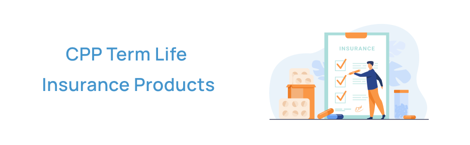 Canada Protection Plan Term Life Insurance Products
